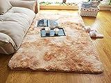 KIMSAI Bedroom Mattress Soft Living Room Bedroom Children's Room Sofa Table Window And Shaggy Carpet Floor Mat Bathroom Mat,120170Cm
