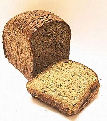 Pan integral sin gluten Los mejores productos sin gluten.