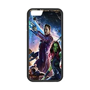 iPhone 6 Plus 5.5 Inch Cell Phone Case Black guardians of the galaxy poster film SLI_615420
