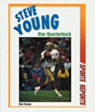 img - for Steve Young: Star Quarterback (Sports Reports) book / textbook / text book