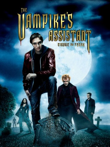 Cirque Du Freak  The Vampires Assistant
