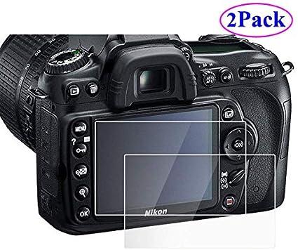 zlmc 2 unidades cámara anti-scratch vidrio templado película para ...