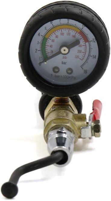 uxcell Auto Car Air Compressor Electric Tire Inflator Pump DC 12V 220 PSI Pressure