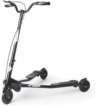 Amazon.com: AODI - Patinete giratorio ajustable con 3 ruedas ...