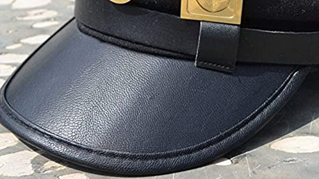 Amazon Com Yancos Jojo S Bizarre Adventure Hat Jotaro Kujou Cap Cosplay Black Clothing