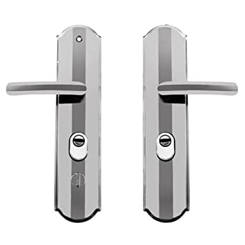 Exceptionnel E Support New Hot Popular Lever Door Handles Interior Security Door Handle  Pair Lock Panel