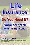 Life Insurance, Dan Keppel, 1480002178