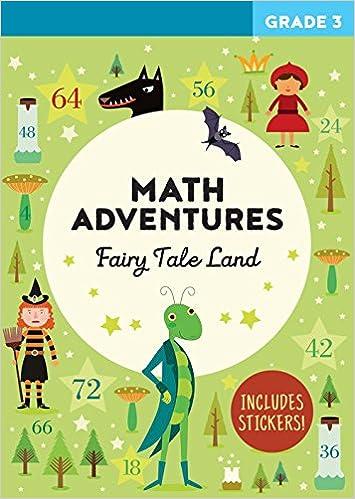 Math Adventures Grade 3: Fairy Tale Land: Linda Bertola