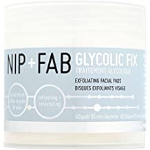 Nip + Fab Glycolic Fix Exfoliating Facial Pads (60) by Nip+Fab