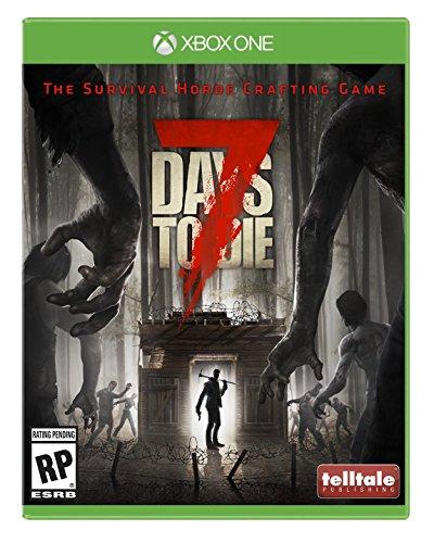 7 Days to Die - Xbox One (Best Way To Start Minecraft Survival)