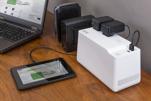 APC Back-UPS Connect BGE90M,120V, Network Backup with USB Charging ports by APC (Image #1)