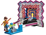 PLAYMOBIL Tin Can Shooting Game