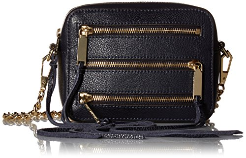 Rebecca Bag Moto 4 Zip Moon Minkoff Camera x0UqS