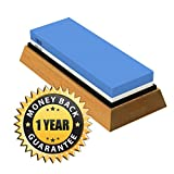 Whetstone-2-Sided-Professional-Grade-Knife-Sharpening-Stone-1000-and-6000-Grit-Non-Slip-Bamboo-Base-and-Bonus-Angle-Guide