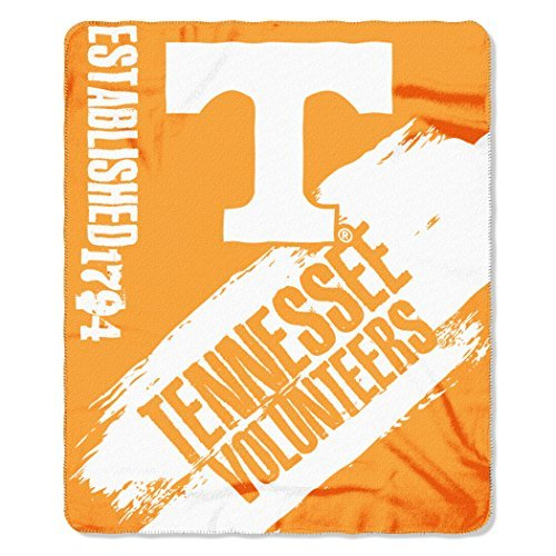Northwest NCAA Tennessee Volunteers Painted Printed Fleece 50