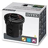 Intex Quick-Fill Battery Air Pump (6 C-cell Battery), Max. Air Flow 13.4CFM