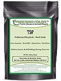 TriSodium Phosphate Anhydrous (TSP) - US Food Grade Granular, 12 oz