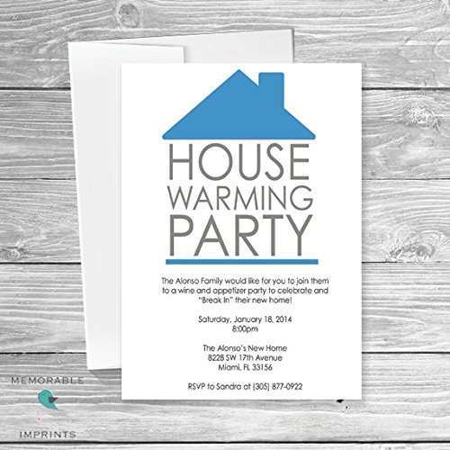 Amazon Housewarming Party Invitations
