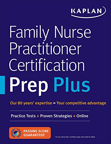 [D.O.W.N.L.O.A.D] Family Nurse Practitioner Certification Prep Plus: Proven Strategies + Content Review + Online Pract<br />K.I.N.D.L.E