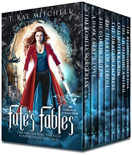- Fate's Fables: One Girl's Journey Through 8 Unfortunate Fairy Tales (Fate's Journey Book 1)