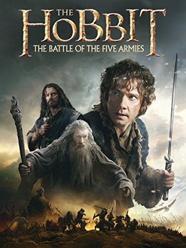 The Hobbit: The Battle of The Five Armies (Lord Of The Rings Extended Version Length)