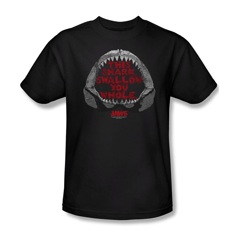 Jaws - Mens This Shark T-Shirt In Black
