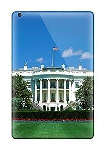 Best Presidential Suite The White House Durable Ipad Mini 3 Tpu Flexible Soft Case 4192038K39499490