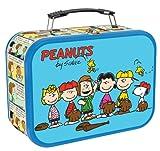Vandor 85370 Peanuts All Stars Large Tin Tote, Multicolored