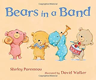 Book Cover: Bears in a Band