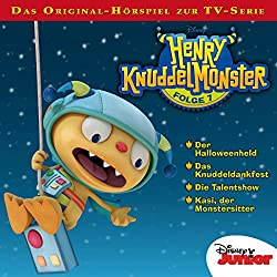 Henry Knuddelmonster 7