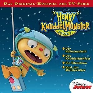 Henry Knuddelmonster 7 Hörspiel