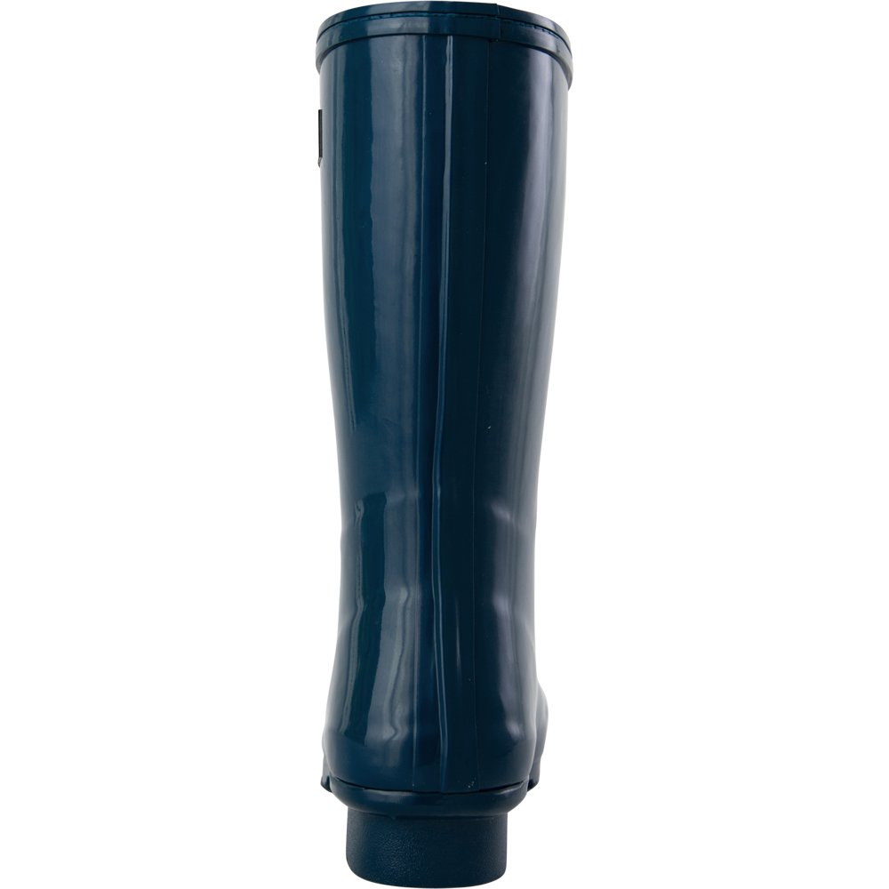 Roma Boots Women's Emma Short Rain Boot, Navy, 9 M US by Roma Boots (Image #7)