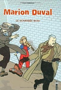 "Afficher ""Marion Duval. n° 1 Le scarabée bleu"""