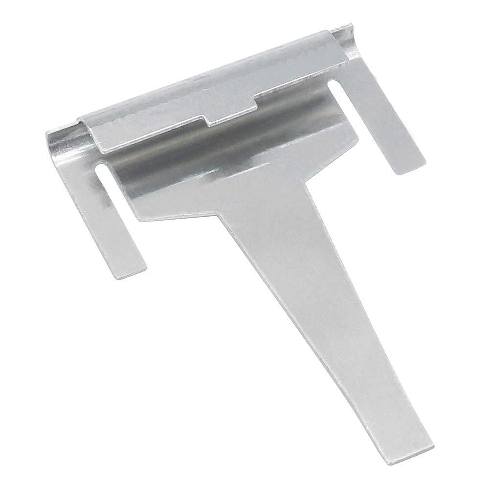 Refrigerator Drain Tube Clip Evaporator Refoem DA61-06796A Replacement for Samsung Fridge Models AP5579885,2683162