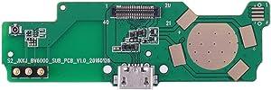 Linmatealliance Charging Port Board Replacement Pa USB Charging Port Charger Socket Board Charging Port Board for Blackview BV6000