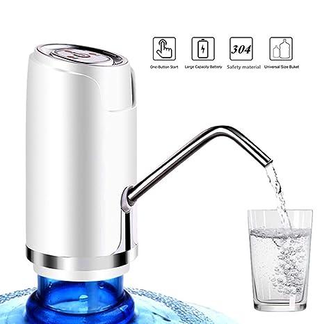 Amazon.com: Bomba de agua eléctrica, dispensador de agua ...