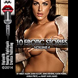 10 Erotic Stories, Volume 4