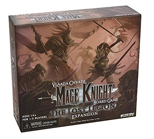 NECA Mage Knight Lost Legion Expansion Board Game from NECA