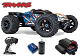 Traxxas 1 10 Scale E-Revo Brushless Racing Monster Truck - Orange