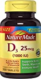 Nature Made Vitamin D3 Tablets, 300 Count Review
