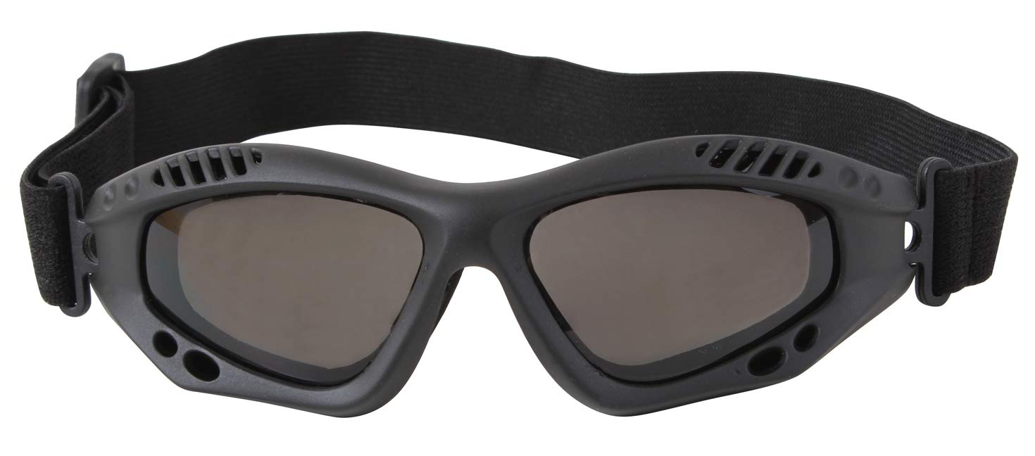 Rothco Black VenTec Tactical Goggle by Rothco