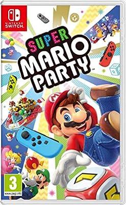 SUPER MARIO PARTY - Nintendo Switch [Importación italiana]: Amazon ...