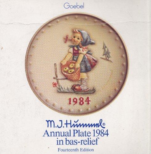 1984 Goebel MJ Hummel 8th Annual Collectors Plate