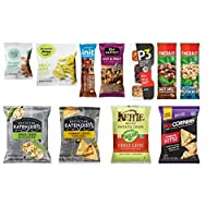 Snack Sample Box (get a $9.99 credit toward future purchase of select snack products)
