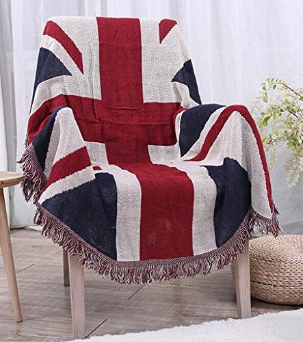 british flag couch - 9