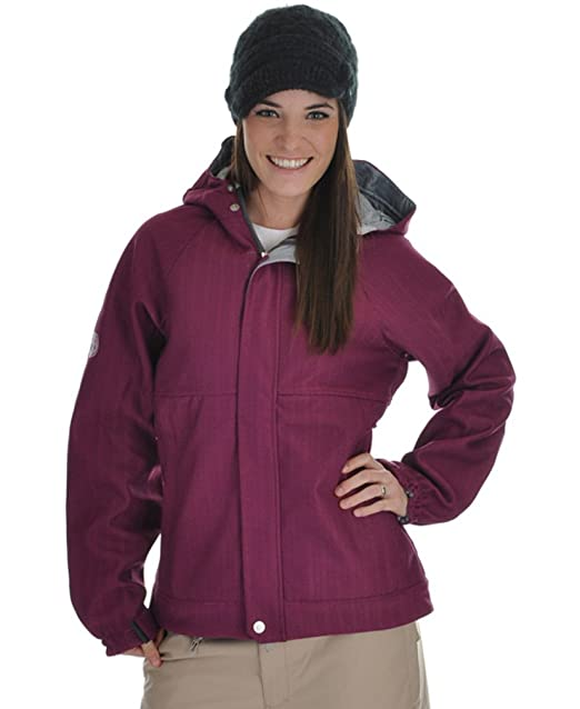 Amazon.com: 686 Plexus Quest Softshell – Chaqueta esquí y ...