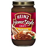 Heinz Homestyle Mushroom Gravy, 12 Ounce (Pack of 12)