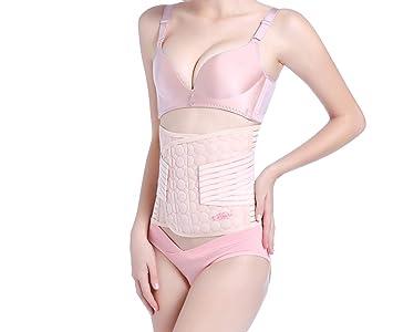 98ebe7e7b20 Women s Waist Trimmer Belt Abdominal Binder Comfortable Elastic Postpartum  Abdomen Recovery Belt Maternity Supports Belt Shaper