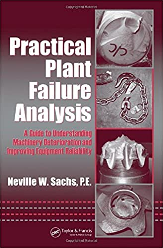 Practical Plant Failure Analysis: A Guide to Understanding Machinery Deterioration and Improving Equipment Reliability (Mechanical Engineering) 1st Edition by Neville W. Sachs  PDF Download