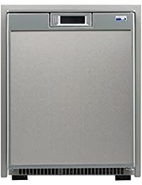 Norcold NR740SS Refrigerator (120AC/220AC 12DC/24DC SS, HiTmpCut Built-In Self Venting, High Voltage Requires Power Cord)